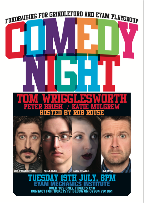 Comedy Night 2016