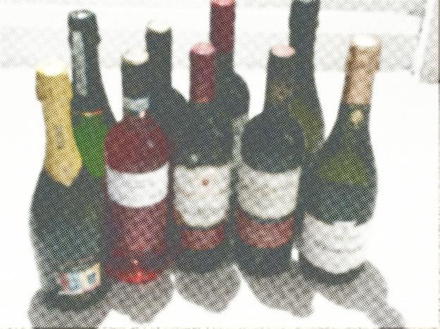 Wine-blur